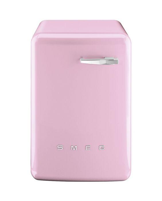 Smeg LBB14PK-2 - Waschvollautomat  - Pink