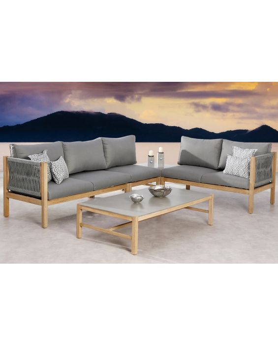Set - Madagaskar Lounge - 5-teilig