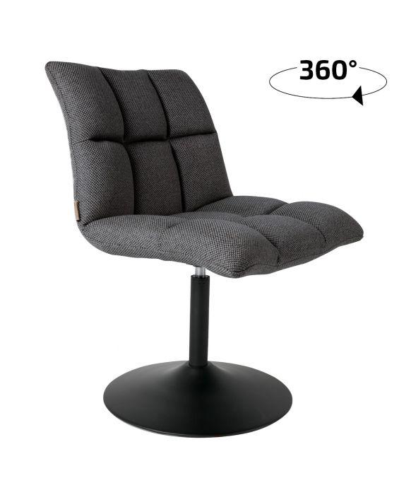 Stuhl - Mini Bar - Dunkelgrau