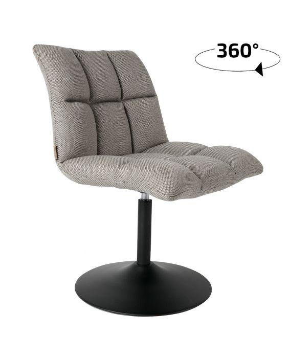 Stuhl - Mini Bar - Hellgrau