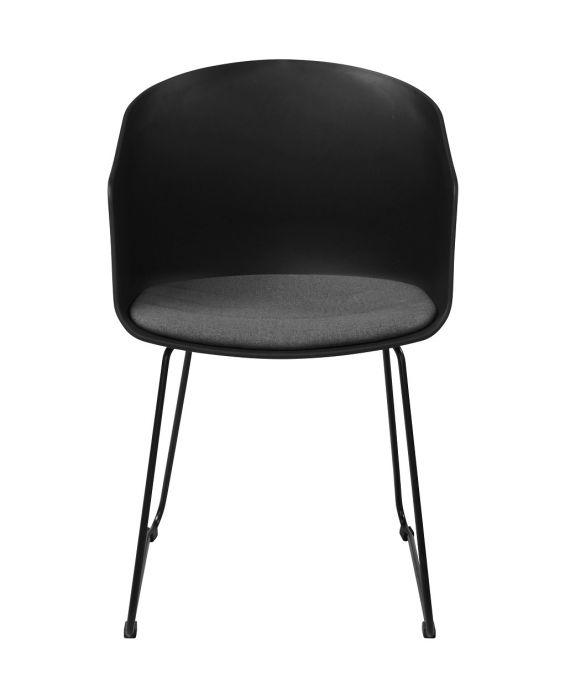 Armlehnstuhl - Montreal - Schwarz