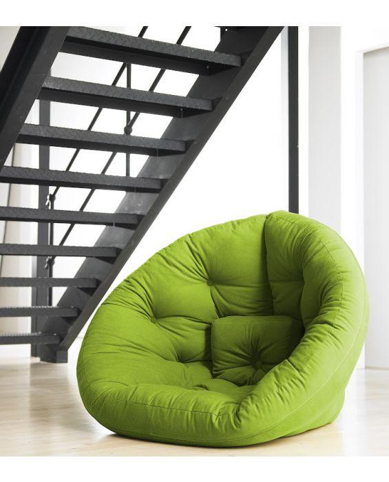 Lugano - Futon Lounge Sessel