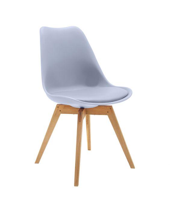 Olbia - Stuhl - Taubenpastellblau