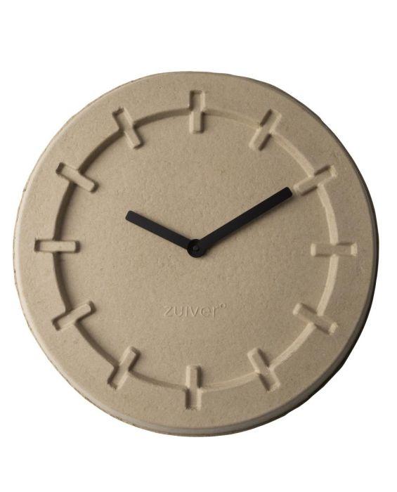 Pulp Time - Wanduhr - Rund