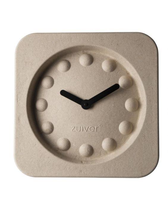 Pulp Time - Wanduhr - Eckig