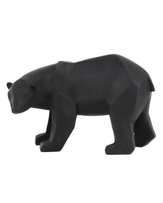 Origami - Bär groß - Schwarz