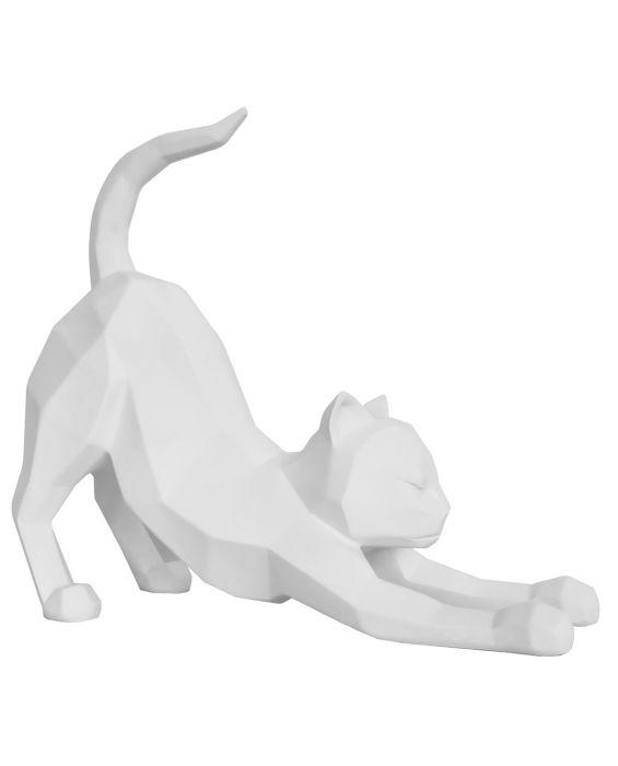 Origami - Katze streckend