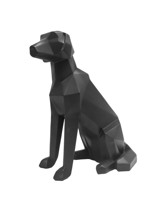 Origami - Hund sitzend