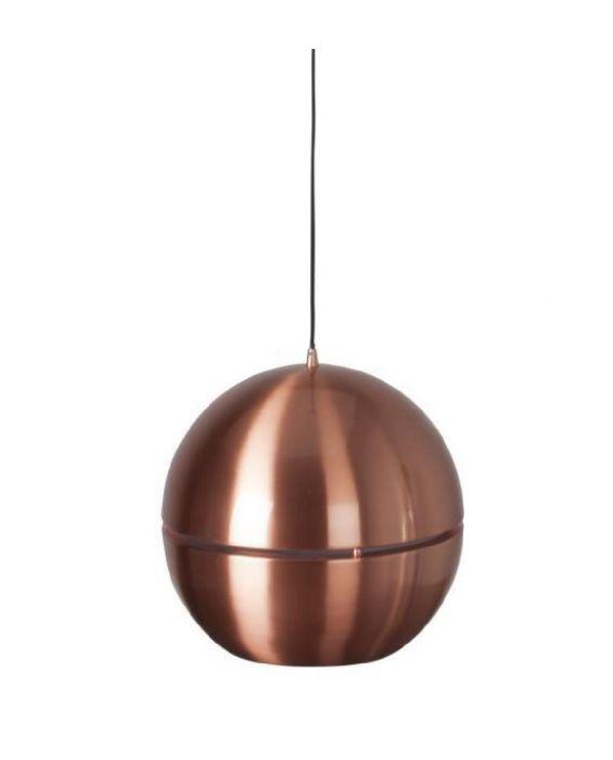 Retro '70 Copper - Pendelleuchte (40 cm)