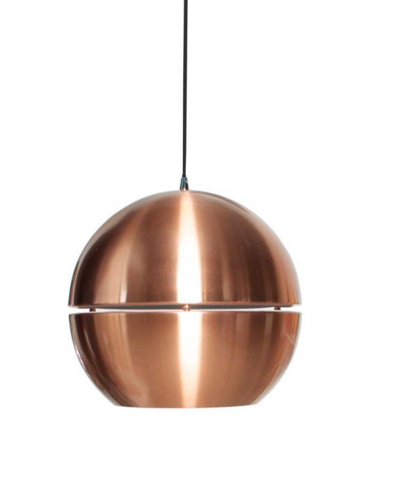 Retro '70 Copper - Pendelleuchte (50 cm)