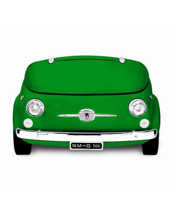 SMEG500V - Minibar - Grün