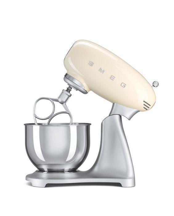 Smeg Küchenmaschine SMF01CREU - Creme