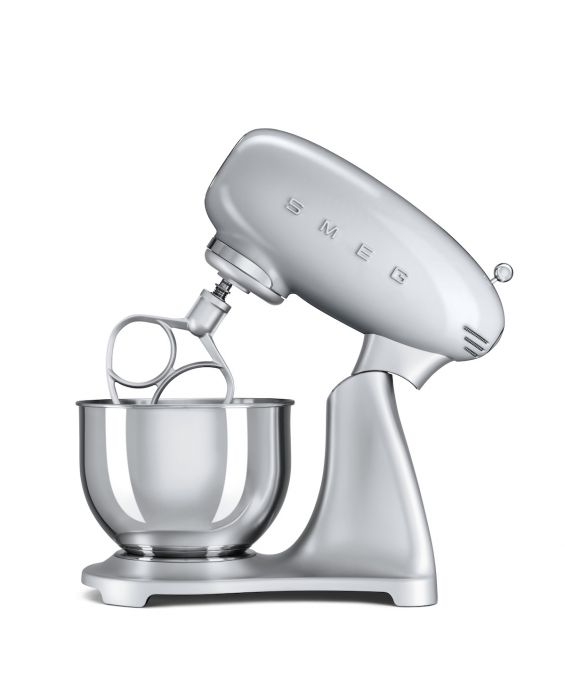 Smeg Küchenmaschine SMF01SVEU - Polarsilber Metallic