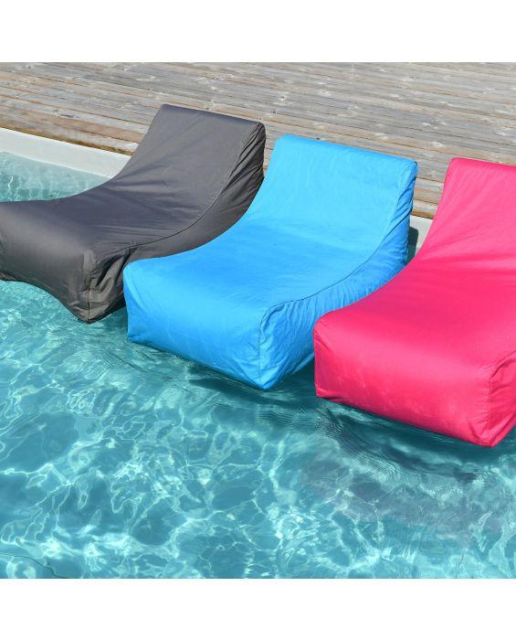 Outdoor Sitzsack Pool-Liege - Beach