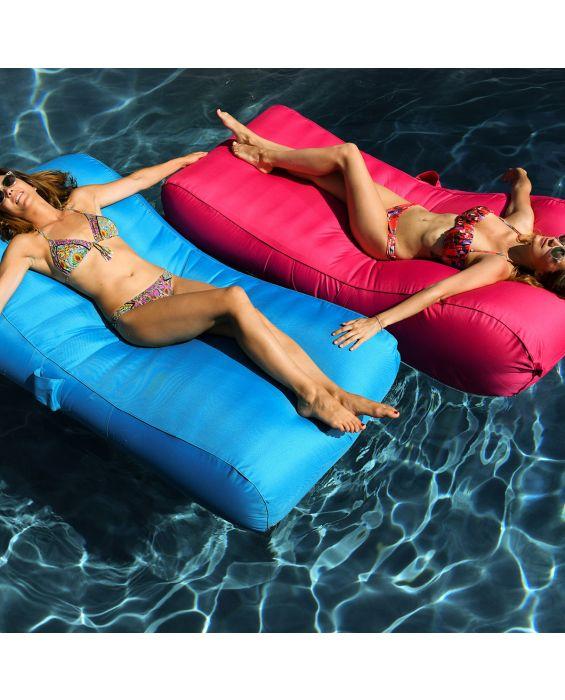 Outdoor Sitzsack Pool-Matratze - Ocean