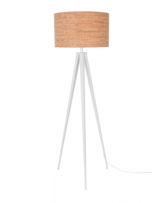 Tripod Cork - Stehlampe