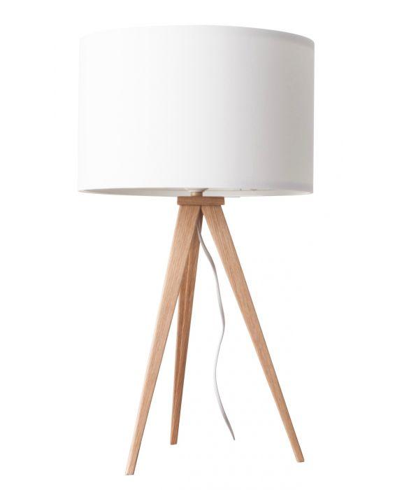 Tripod Wood - Tischlampe