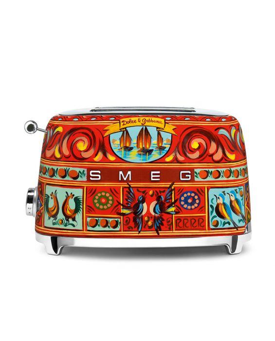Dolce & Gabbana 2-Scheiben-Toaster TSF01DGEU Smeg