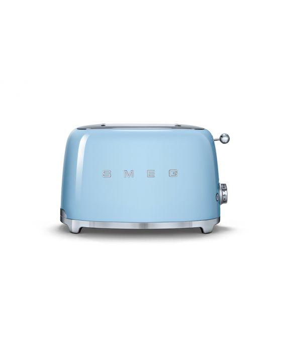 Smeg 2 Scheiben Toaster TSF01PBEU - Pastellblau