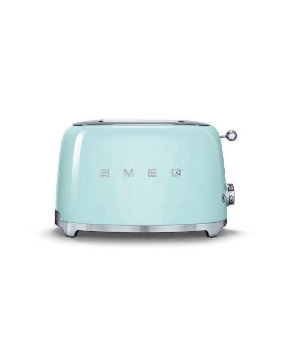 Smeg 2 Scheiben Toaster TSF01PGEU - Pastellgrün
