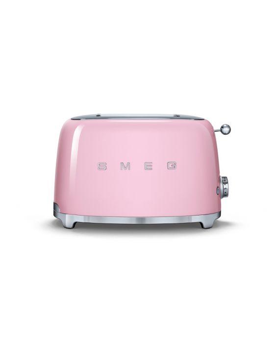 Smeg 2 Scheiben Toaster TSF01PKEU - Cadillac Pink