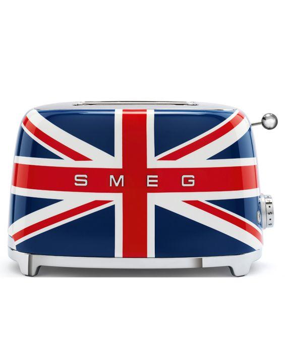 Smeg 2 Scheiben Toaster  TSF01UJEU - Sondermodell - Union Jack