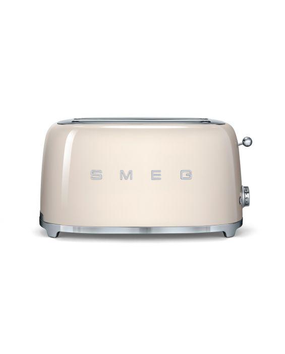 Smeg 4 Scheiben Toaster TSF02CREU - Creme