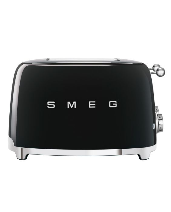 Smeg 4 Schlitz Toaster TSF03BLEU - Schwarz