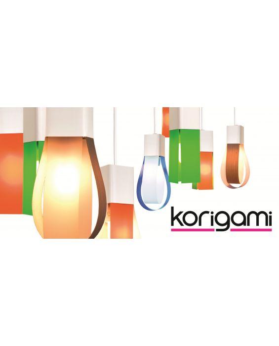 Korigami - Steh - Pendelleuchte