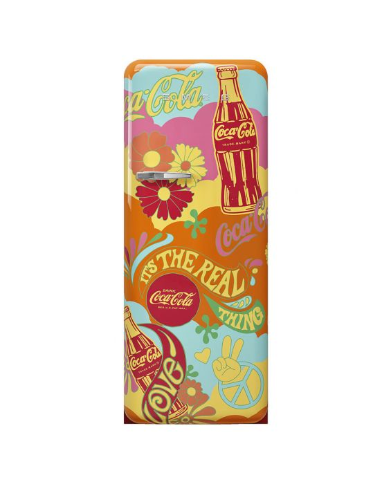 Smeg FAB28RDUN5 - Limited Edition - Coca Cola
