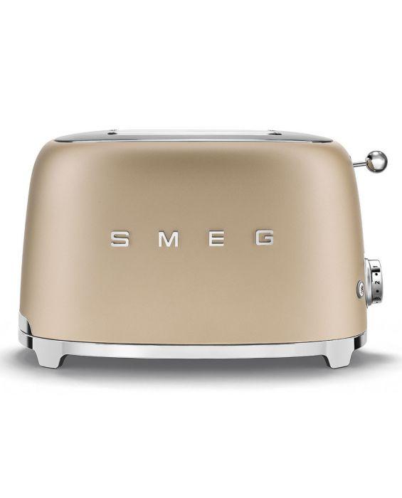 Smeg 2 Scheiben Toaster Matt - TSF01