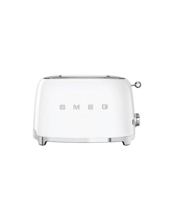 Smeg 2 Scheiben Toaster TSF01WHEU - Weiß