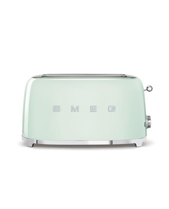 Smeg 4 Scheiben Toaster TSF02PGEU - Pastellgrün