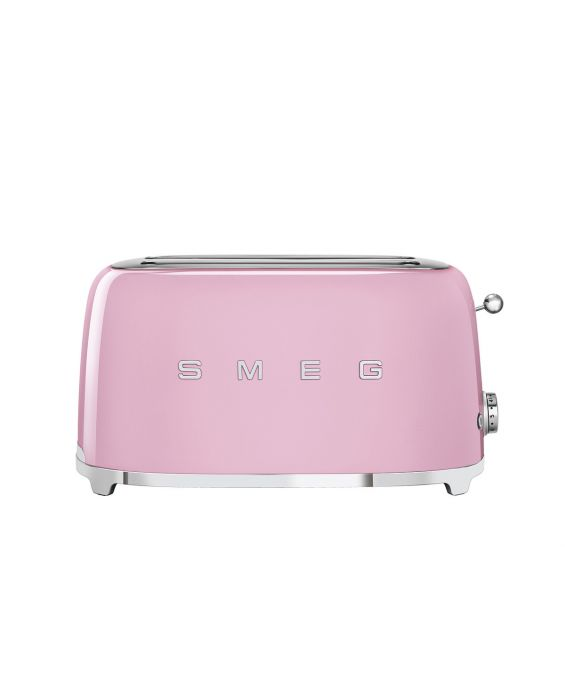 Smeg 4 Scheiben Toaster TSF02PKEU - Cadillac pink