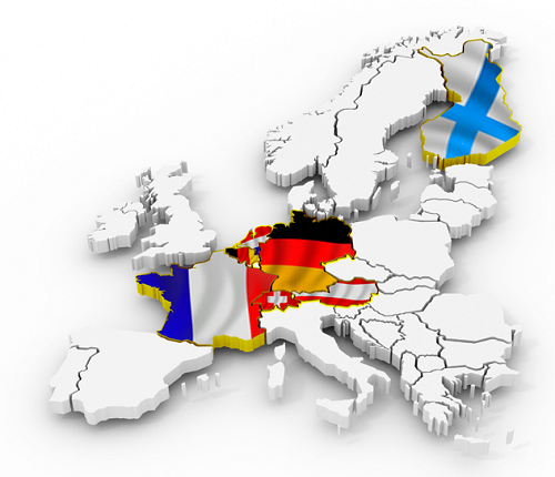 Europa Grafik